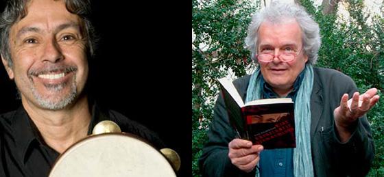 Gilson de Assis und Dirk Walbrecker