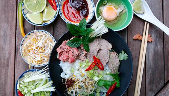 Vietnamesische Spezialitäten