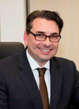 Bürgermeister Alexander Berger
