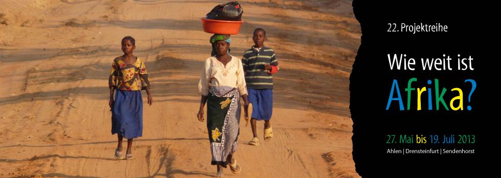 Wie weit ist Afrika?