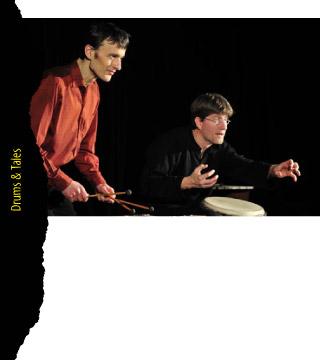 Drums & Tales
