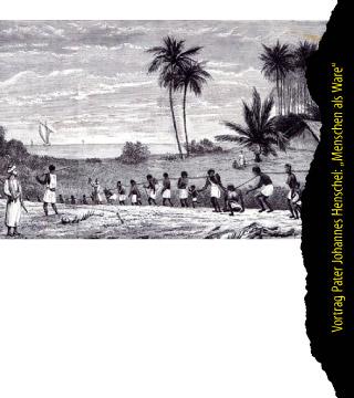 """""""Menschen als Ware"""" – die Sklavereigeschichte Tansanias"""
