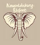 Neuentdeckung Elefant