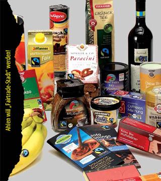 "Ahlen will ""Fairtrade-Stadt"" werden!"