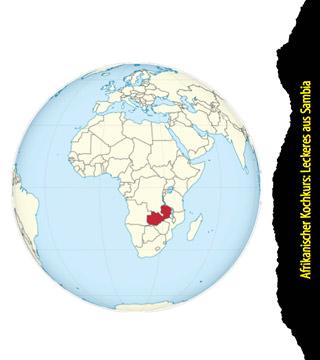 Leckeres aus Sambia