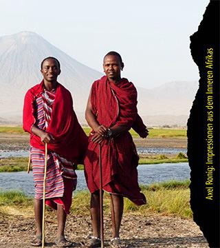 Filmische Impressionen aus dem Inneren Afrikas