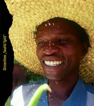 """Dinnershow """"Swahili Spirit"""""""