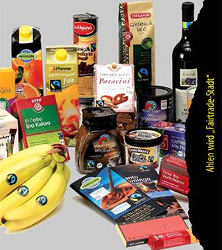 "Ahlen wird ""Fairtrade-Stadt"""
