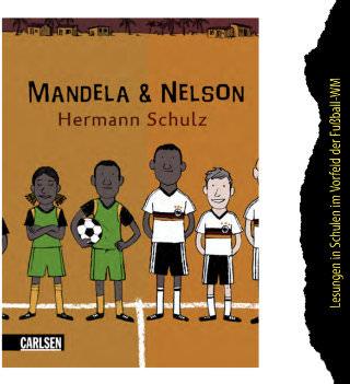 Lesung Hermann Schulz: Mandela & Nelson