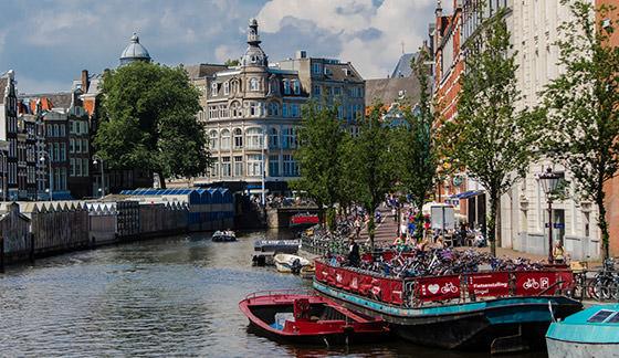 Exkursion zum Anne-Frank-Haus in Amsterdam