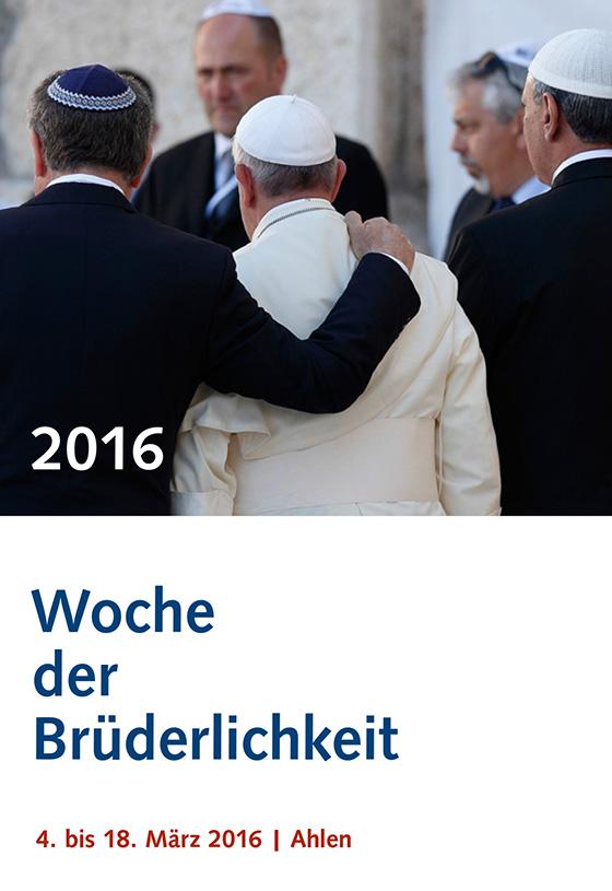 Woche der Brüderlichkeit 2016