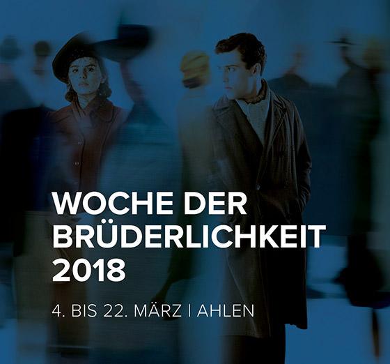 Woche der Brüderlichkeit 2018