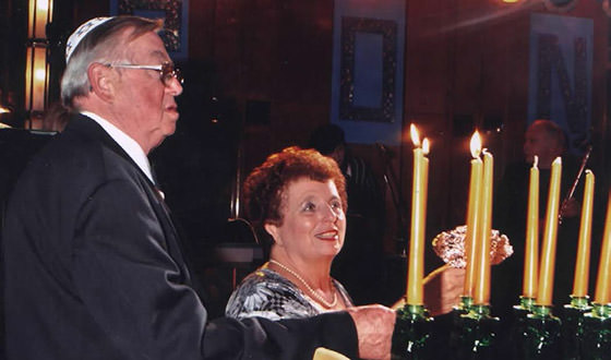 Liesel Michel-Binzer – Überlebende des Ghettos Theresienstadt berichtet